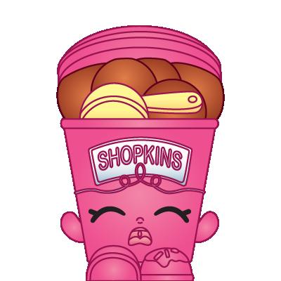 Shopkins #1-129 - Ice Cream Dream - a Special Edition Shopkin