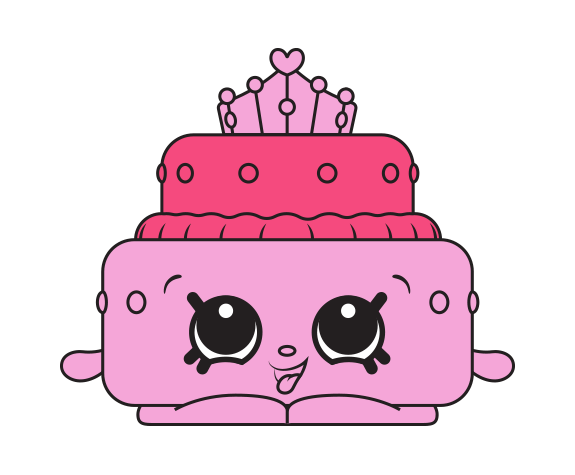 Queenie Cake Shopkin
