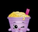#6-041 - Nina Noodle - Rare