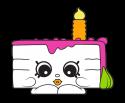 #7-005 - Gracie Birthday Cake - Common