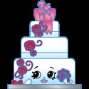 #3-008 - Wendy Wedding Cake - Rare