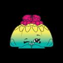 #5-082 - Cute Fruit Jello - Rare